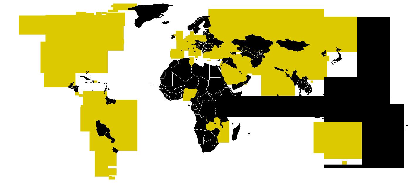 UNFTL world map