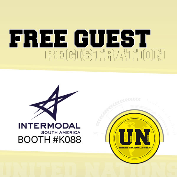 FREE GUEST REGISTRATION UN INTERMODAL 2020