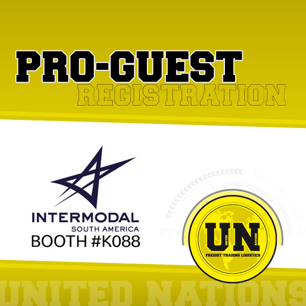 PRO GUEST REGISTRATION UN INTERMODAL 2020
